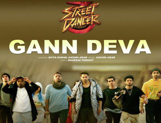 Gann-Deva---Street-Dancer-3D---Lyrics-in-Hindi