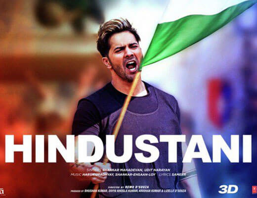 Hindustani---Street-Dancer-3D---Lyrics-in-Hindi