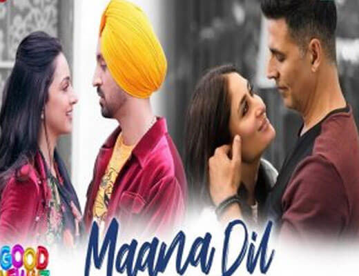 Maana-Dil-Good-Newwz-Lyrics-in-Hindi