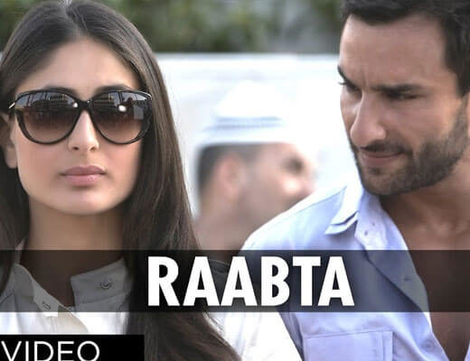 Raabta---Agent-Vindo---Lyrics-in-Hindi