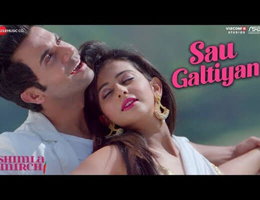 Sau-Galtiyan-Shimla-Mirch-Lyrics-In-Hindi