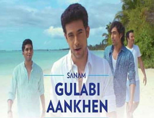 gulabi-aankhen-lyrics---Sanam---Lyrics-in-Hindi