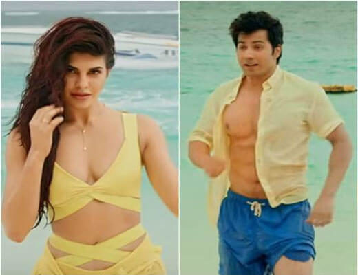 Aa To Sahi - Judwaa 2 - Lyrics in Hindi