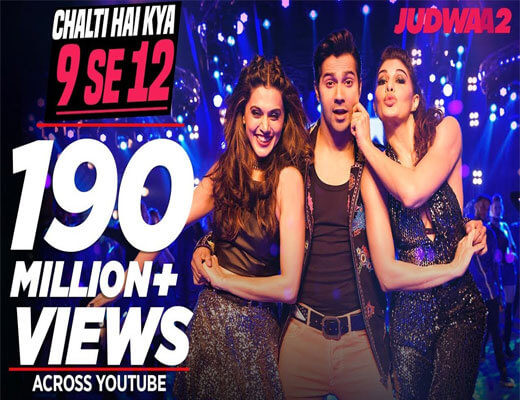 Chalti-Hai-Kya-9-Se-12---Judwaa-2---Lyrics-in-Hindi