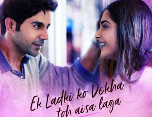 Ek Ladki Ko Dekha Toh Aisa Laga Lyrics - Hindi Lyrics