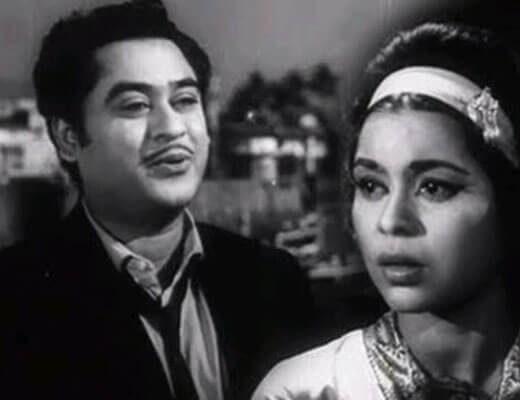 Mere-mehboob-qayamat-hogi-lyrics---Mr.-X-In-Bombay---Kishore-Kumar
