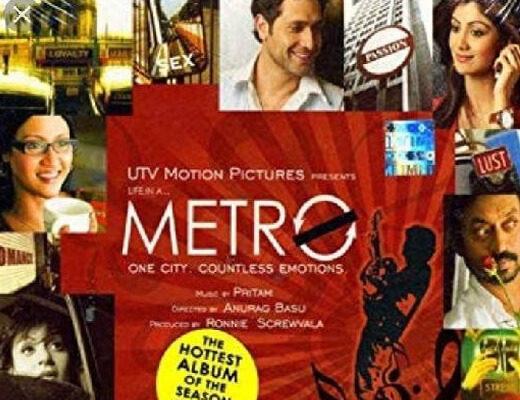 O-Meri-Jaan-Lyrics---Life-in-A-Metro