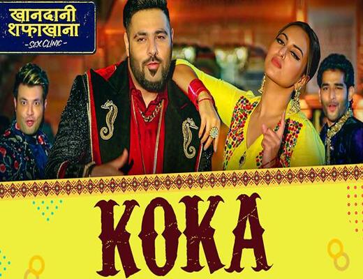 koka-song---Khandaani-Shafakhana---Lyrics-In-Hindi