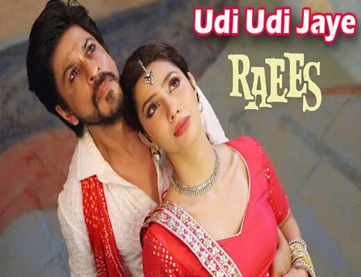 UDI-UDI-JAYE-lyrics-–-Raees-Lyrics-In-Hindi