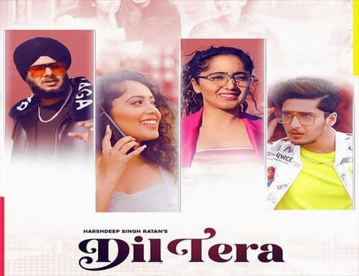 Dil-Tera---Harshdeep-Singh-Ratan---Lyrics-In-Hindi