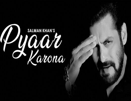 Pyaar-Karona---Salman-Khan-Lyircs-In-Hindi