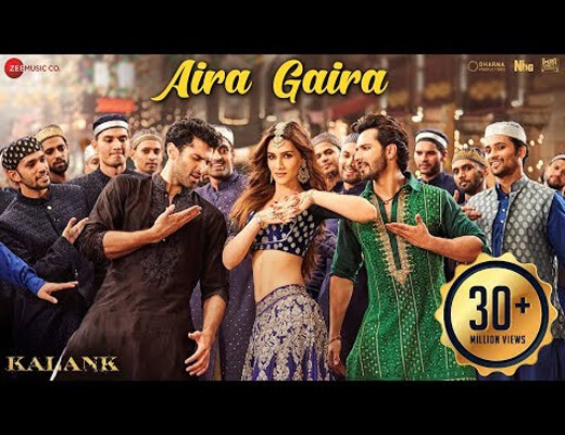 Aira-Gaira---Kalank---Lyrics-In-Hindi