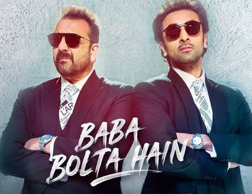 Baba Bolta Hain Bas Ho Gaya - Sanju - Lyrics in Hindi