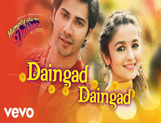 Daingad-Daingad---HSKD---Lyrics-In-Hindi