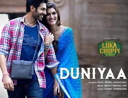 Duniya - Luka Chuppi - Lyrics in Hindi
