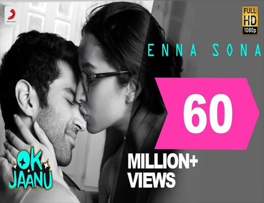 Enna-Sona---OK-JAANU---Lyrics-In-Hindi