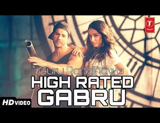High-Rated-Gabru---Nawabzaade---Lyrics-In-Hindi