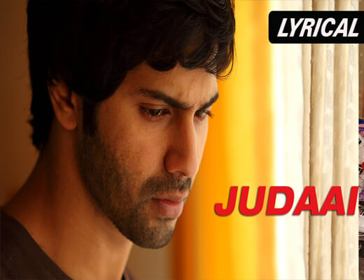 Judaai---Badlapur---Lyrics-In-Hindi