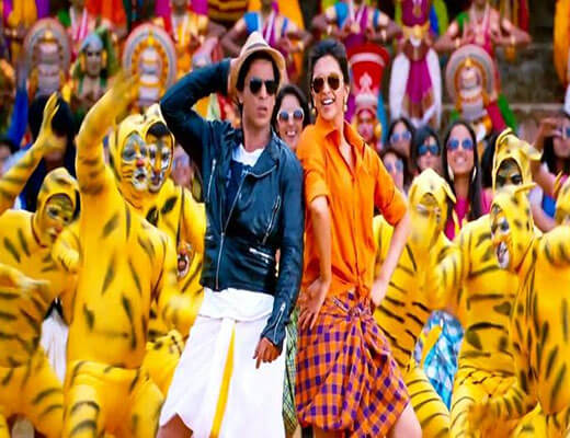 Kashmir-Main-Tu-Kanyakumari---Chennai-Express---Lyrics-In-Hindi