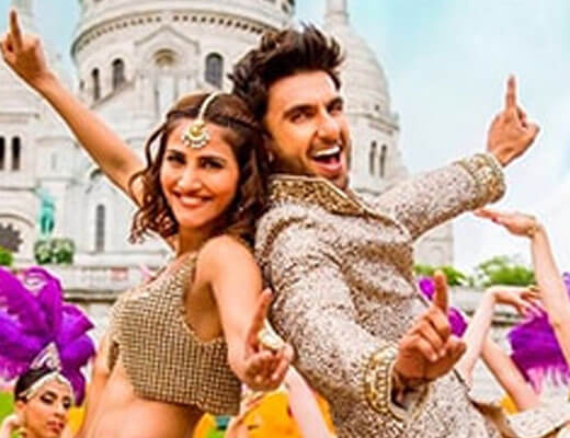 Khulke Dulke - Befikre - Lyrics in Hindi