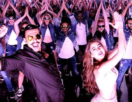 Mera Wala Dance - Simmba - Lyrics in Hindi