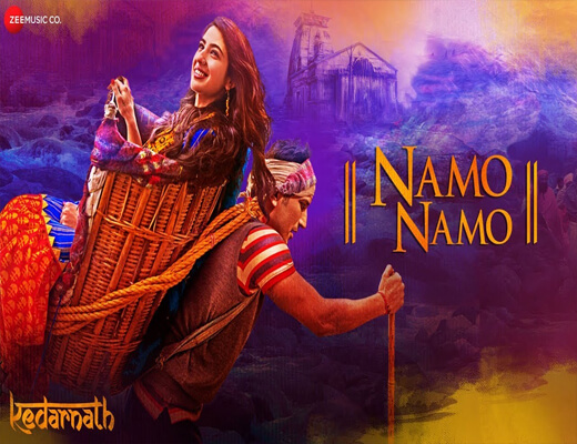 Namo-Namo---Kedarnath---Lyrics-In-Hindi