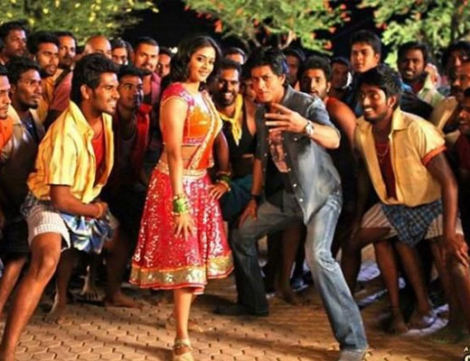 One-Two-Three-Four-(1234)---Chennai-Express---Lyrics-In-Hindi
