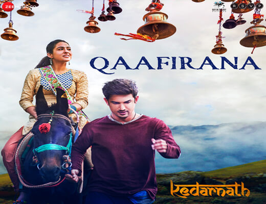 Qaafirana---Kedarnath---Lyrics-In-Hindi