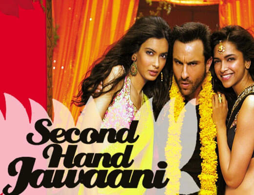 Second Hand Jawani - Cocktail - Lyrics in Hindi