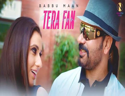 Tera-Fan---Babbu-Maan---Lyrics-In-Hindi