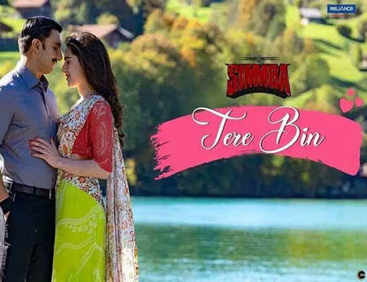 Tere Bin - Simmba - Lyrics in Hindi
