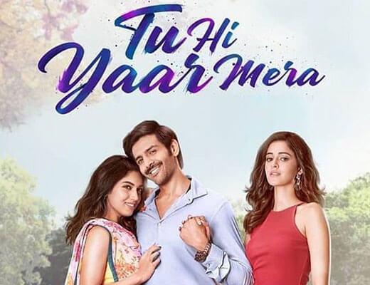 Tu Hi Yaar Mera - Pati Patni Aur Woh - Lyrics in Hindi
