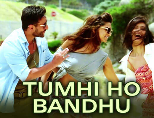 Tumhi Ho Bandhu - Cocktail - Lyrics in Hindi