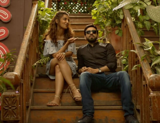 Aap Se Milkar – AndhaDhun - Lyrics in Hindi