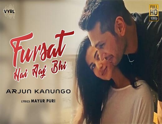 Fursat-Hai-Aaj---Arjun-Kanungo---Lyrics-In-Hindi