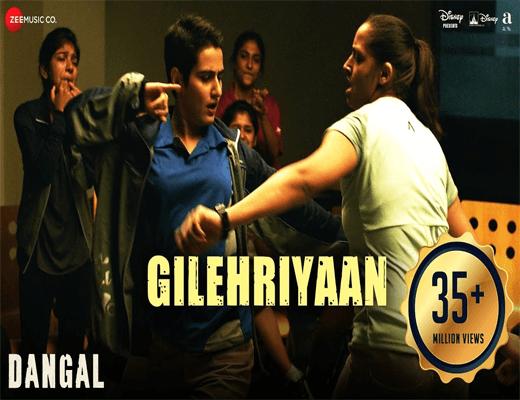 Gilehriyaan---Dangal---Lyrics-In-Hindi