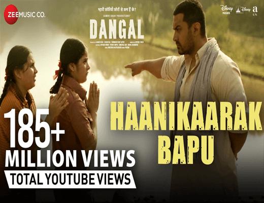 Haanikaarak-Bapu-–-Dangal---Lyrics-In-Hindi