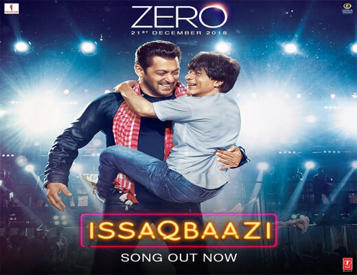 Issaqbaazi---Zero---Lyrics-In-Hindi