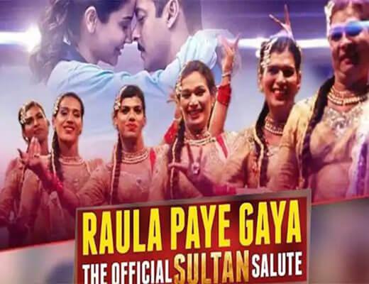 Raula Paye Gaya - Sultan - Lyrics in Hindi