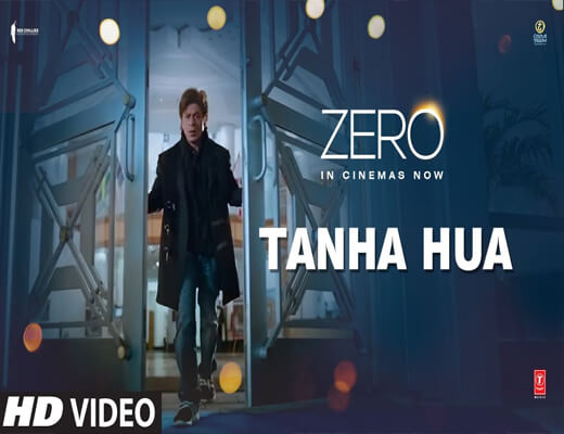 Tanha-Hua---ZERO---Lyrics-In-Hindi
