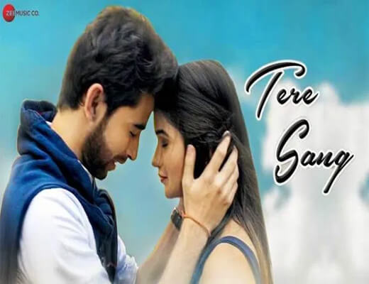 Tere-Sang---Toshant-Kumar---Lyrics-In-Hindi