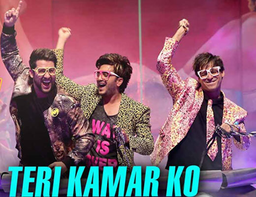 Teri Kamar Ko - Great Grand Masti - Lyrics in Hindi