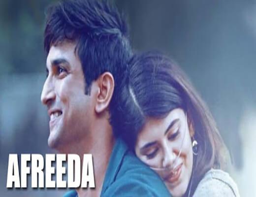 Afreeda---Dil-Bechara---Lyrics-In-Hindi