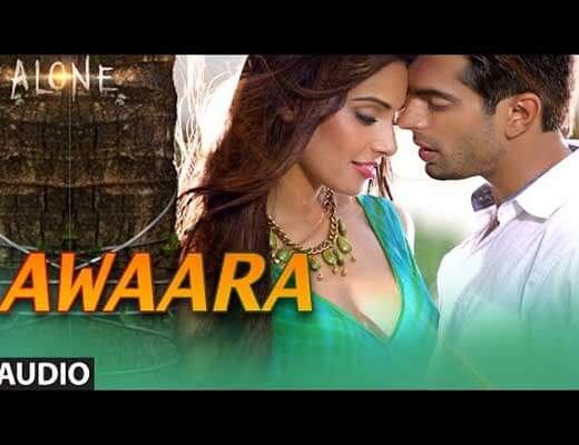 Awaara - Altamash Faridi, Saim Bhatt Alone - Lyrics in Hindi