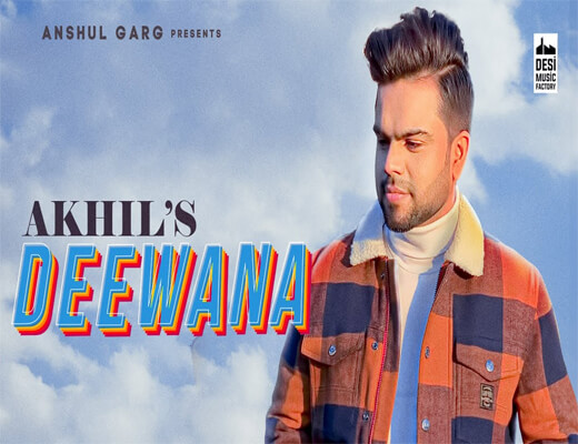 Deewana---Akhil---Lyrics-In-Hindi