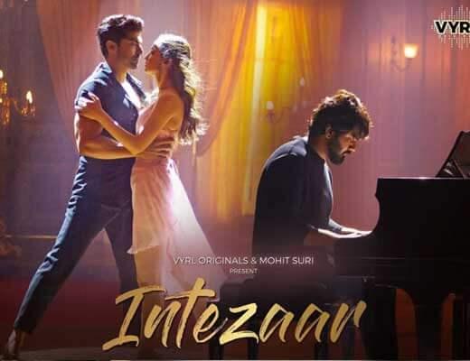 Intezaar - Arijit Singh - Lyrics in Hindi