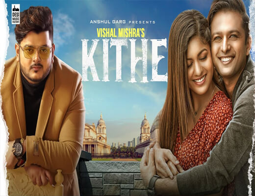 Kithe---Vishal-Mishra---Lyrics-In-Hindi