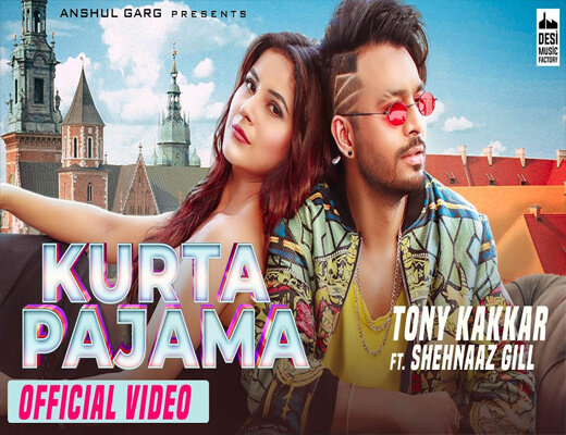 Kurta-Pajama---Tony-Kakkar---Lyrics-In-Hindi