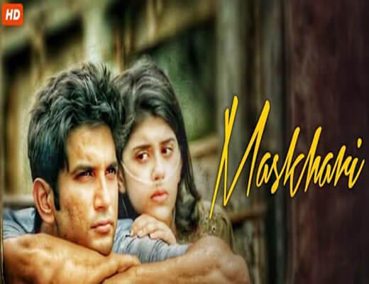 Maskhari---Dil-Bechara---Lyrics-In-Hindi