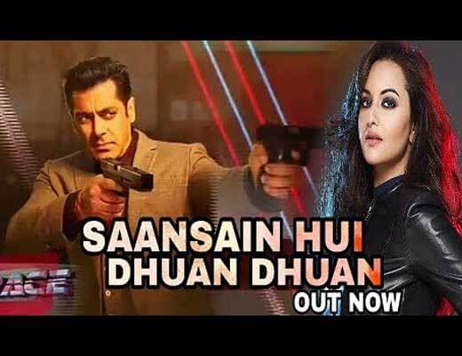 Saansein Hui Dhuan Dhuan - Race 3 - Lyrics in Hindi